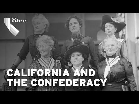 California's surprising history of Confederate monuments