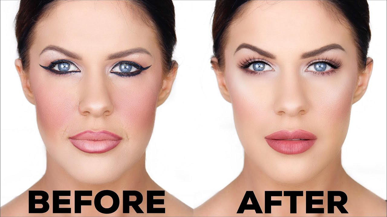 MAKEUP MISTAKES THAT AGE YOU!!! MAKEUP DO'S AND DON'TS ...