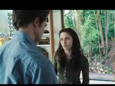 bella dancing and Edward