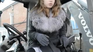 BACKHOE AVTOPOGRUZCHIK VOLVO BL71 COPACT ASBOB-USKUNALAR