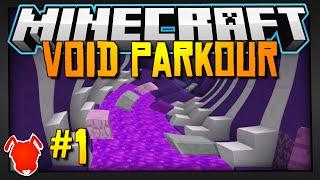 Minecraft | THE VOID PARKOUR! | Pt. 1