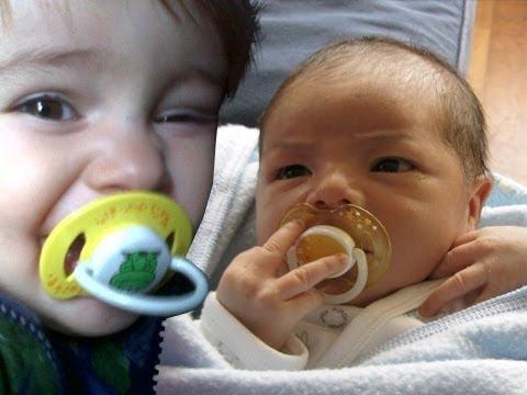 Usar Chupón Puede Salvar La Vida De Tu Bebé Youtube