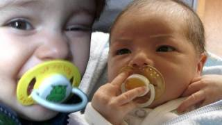 Usar chupón puede salvar la vida de tu bebé