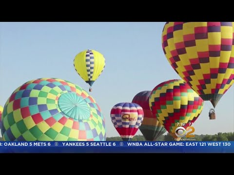 Festival Of Ballooning Heading To New Jersey