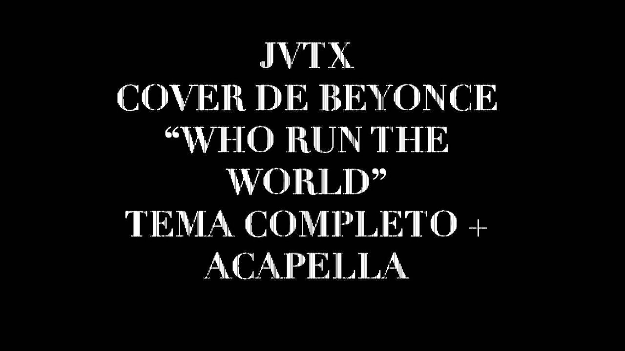 beyonce run the world cover - photo #20