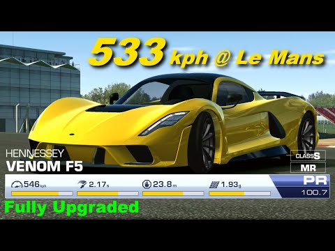 Real Racing 3 – The Fastest Car in the game