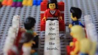 LEGO 'GIBRALTAR SHORE' TRAILER (Offical)