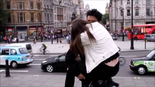 Sexiest Kissing Prank Compilation - Kissing Prank Challenge - Funny Videos December 2015
