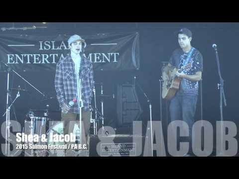 Shea Amp Jacob Live The 2015 Pa Salmon Festival Youtube
