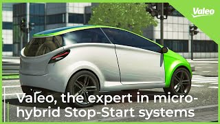 Valeo presents micro-hybrid Stop Start i-StARS reversible alternator & ReStart reinforced starter