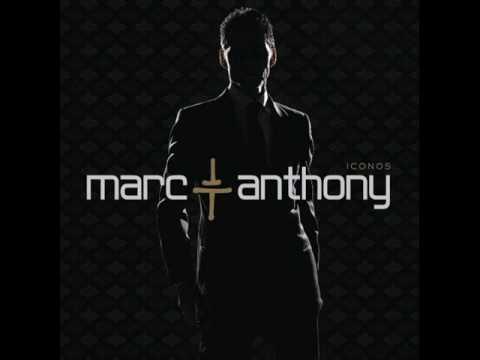 Marc Anthony - Ya Lo Se Que Tu Te Vas (Iconos)