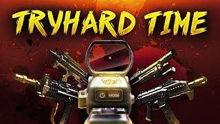 BO2 SnD - TRYHARD TIME - M8A1 PDW MSMC Skorpion  DSR