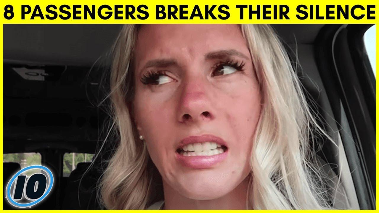 8 Passengers Breaks Their Silence