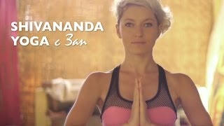 Видеоуроки по Шивананда йоге – zapjohn.com