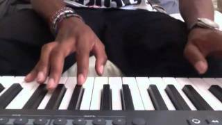 Fly Together (Red Cafe & Ryan Leslie) Piano cover