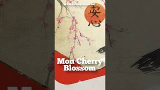 """Mon Cherry Blossom"" wallpaper by Marco Fontana for Tecnografica Italian Wallcoverings"