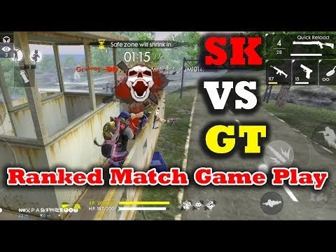Free Fire Ranked Game Play Tricks | Free Fire Tricks& Tips Tamil | Gaming Tamizhan