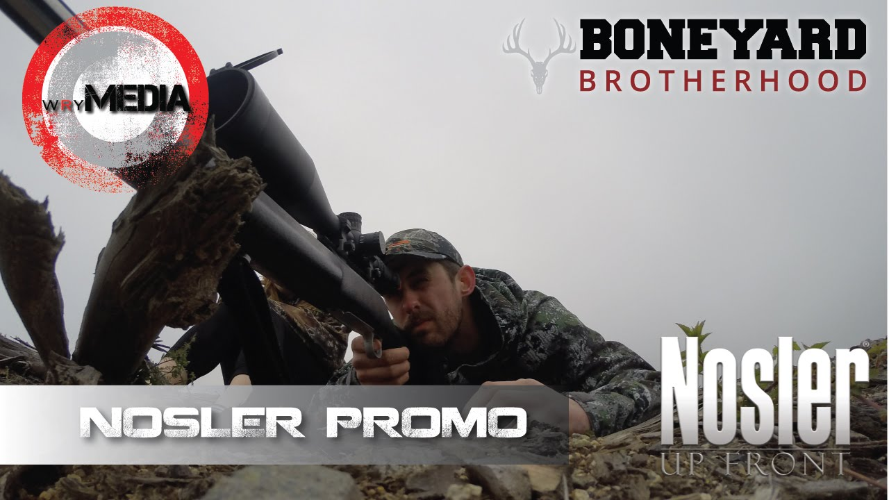 Nosler Accubond Long Range Bullet Bear Hunting | Boneyard Brotherhood