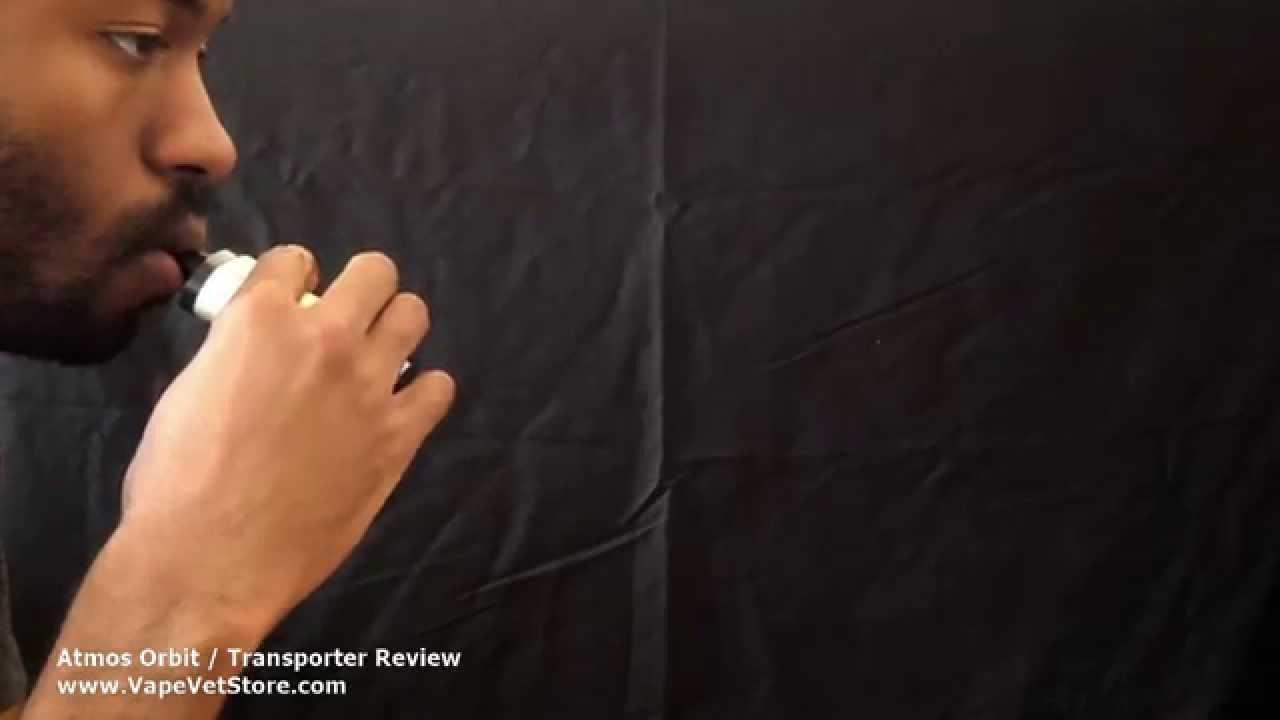 Atmos Orbit and Transporter Vaporizer Review - True Dry Herb Vaporizers