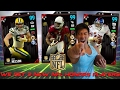 NFL HONORS LARRY FITZGERALD, ELI MANNING, JORDY NELSON! MADDEN 17 ULTIMATE TEAM