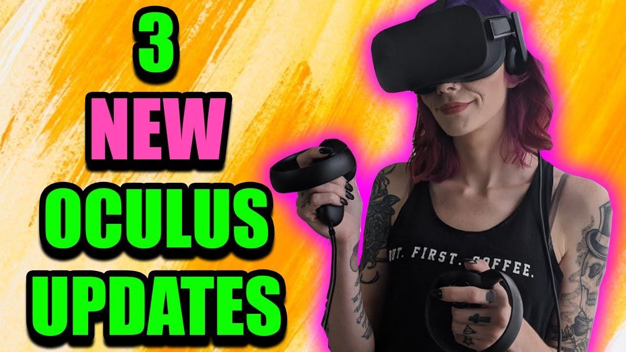 Oculus Quest Return Policy | Oculus Rift S Update | New Controllers
