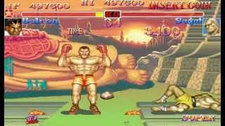 Hyper Street Fighter II Balrog_Hyper Fighting (TURBO) 2/2 thumbnail
