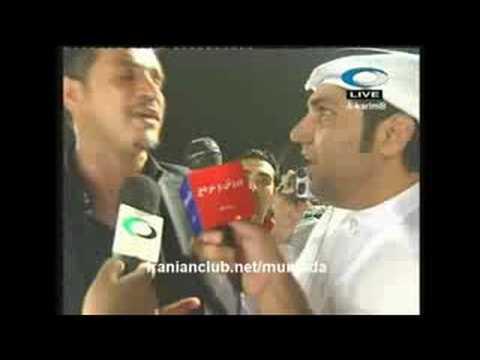 Ali Daei Abu Dhabi Sports Interview