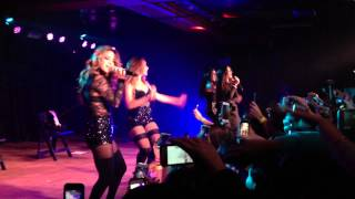 Fifth Harmony - Going Nowhere (Live at Webster Hall)