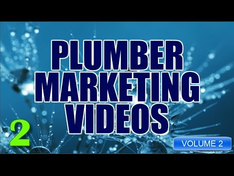Plumber Customizable Video Showcase Volume 2  by Applied Marketing Group