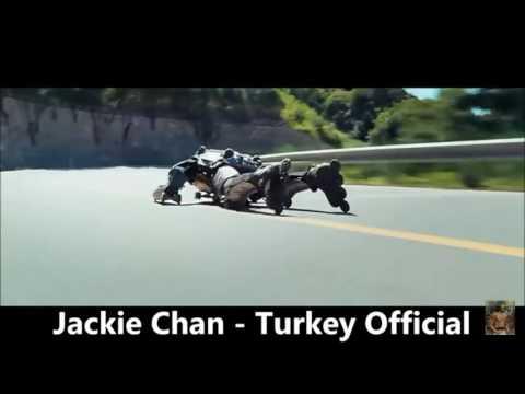 Jackie Chen Çin falı filminden muhteşem bir sahne