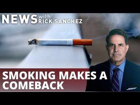 Big Tobacco is telling people to quit smoking...and try what instead?
