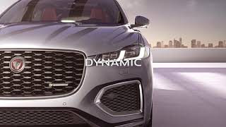 The New Facelifted F-Pace