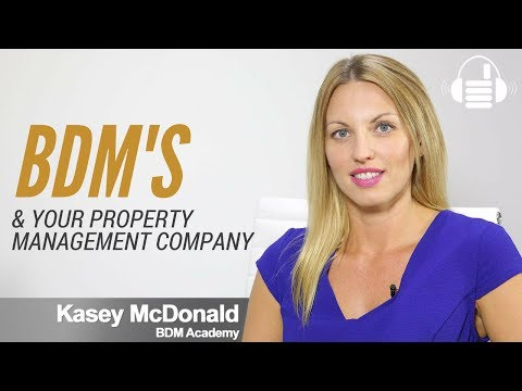 Property Management BDM's: How to Hire, Train & Succeed with Them