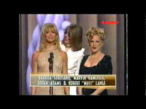 Madonna - Best original song Oscars 1997 - You must love me
