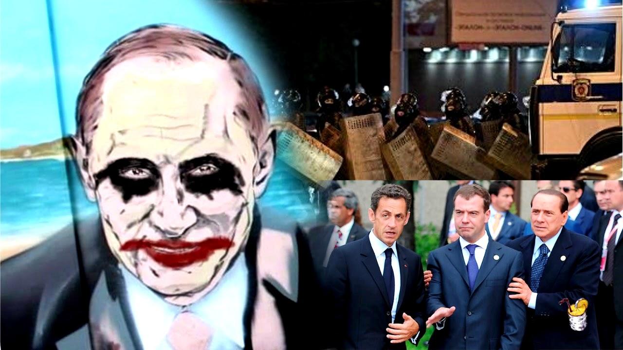 Кремль готовит свою развязку в Беларуси?