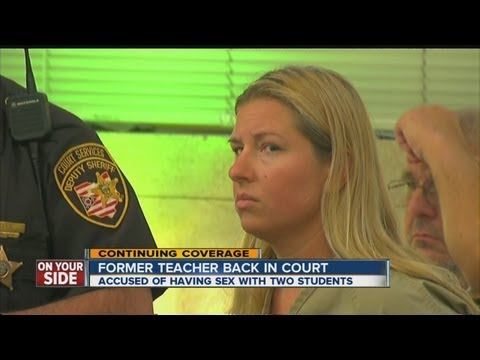 Teacher gets trial date on sex charges