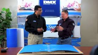 DMX 1-Step Review - DMX 1-Step Underlayment vs. Dricore Subfloor