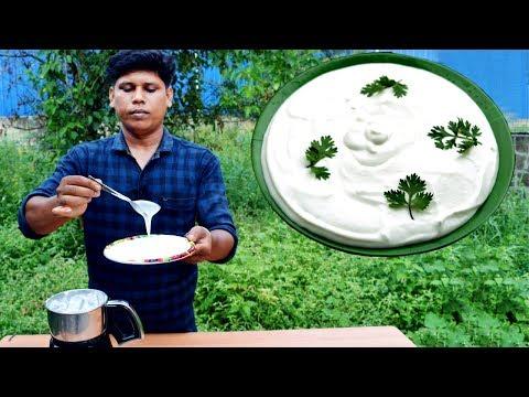 2 മിനിറ്റ് കൊണ്ട്  മയോണൈസ് വീട്ടിൽ തന്നെ ഉണ്ടാക്കാം!!! How To Make Mayonnaise At Home | Recipe
