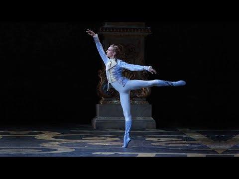 The Art of David Hallberg at the Bolshoi (Collector DVD & Blu-ray Box-Set trailer)