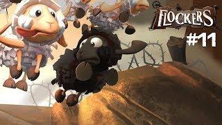 FLOCKERS: #011 - So Flauschig! - Let's Play Flockers Deutsch / German
