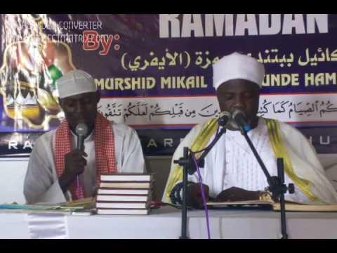 Download DAY 13 RAMADAN TAFSEER BY MURSHID MIKAIL HAMZAT AIFARI