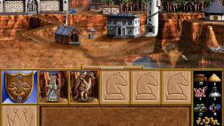 Heroes of Might and Magic II: The Succession Wars (DOS, 1996)