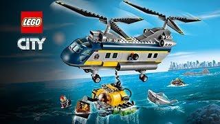 Мультик  Игра Лего Сити  про вертолеты  Пожарный вертолет. Исследовательский вертолети.  # Мультик(Мультик Игра Лего Сити про вертолеты Пожарный вертолет. Исследовательский вертолети. LEGO City My City 2:https://www.you..., 2016-08-08T09:22:37.000Z)