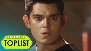 Kapamilya Toplist: 7 Times Richard shows hotness of a vampire in La Luna Sangre