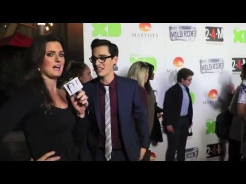 """Joey Bragg's """" Mark and Russell's Wild Ride"""" Disney XD Movie 