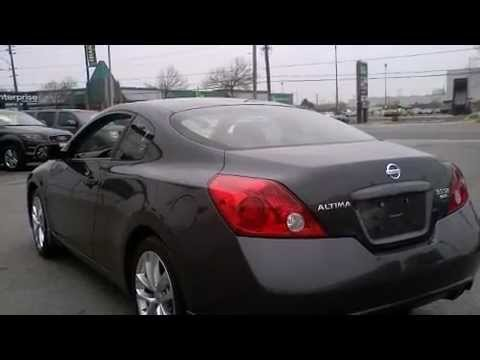 2009 Nissan Altima 3 5 Se Coupe V6 Sunroof 18alloys Call Now 1 866 980 4721 You