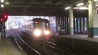 [MHハーフ‼️]名鉄1700系 1701f(特急岐阜行き)金山駅 入線ハーフ‼️