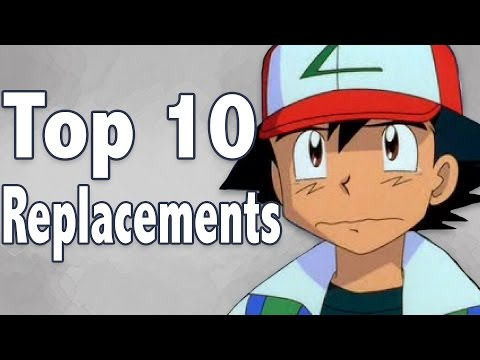 Top 10 Characters That Could Replace Ash (Intro is long, skip to 5:00)