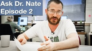 Ask Dr. Nate Episode #2: Why Zipgrow, Staying Compliant, Tilapia, Salmon And More