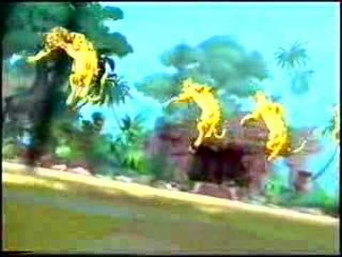 Jungle Book 2 Songs